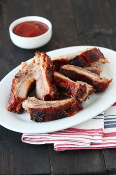 The Best Barbeque Ribs - Would I make this again? Absolutely! I'll definitely be using this technique for the other ribs I got on sale that are sitting in my freezer.
