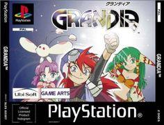 Grandia: Playstation: Amazon.de: Games