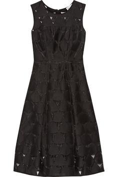 MILLY Katia Fil Coupé Dress. #milly #cloth #dress