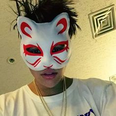 Thanks for the mask!! :D <3
