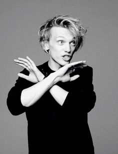 Love jamie campbell bower