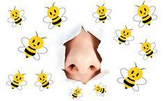 mirosirea albinelor