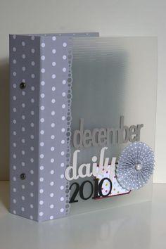Le scrap d'Aur0re: December Daily