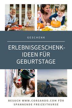 Verschenke tolle Erlebnisse innerhalb der Schweiz! Tricks, Inspiration, New Ideas, Switzerland, Amazing, Biblical Inspiration, Inspirational