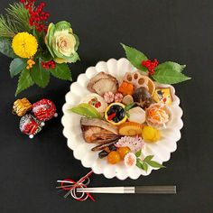 Excellent Holiday cooking tips are offered on our site. Check it out and you wont be sorry you did. Japanese New Year, Japanese Food, Best Cookie Recipes, New Recipes, Japanese Dining Table, New Year's Eve Appetizers, Food Art For Kids, New Year's Food, Holiday Dinner