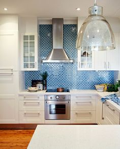 The IKEA Dream Kitchen Project: The completed kitchen by ishandchi, via Flickr