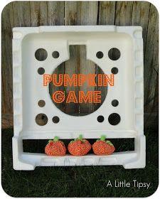 A Little Tipsy: Pumpkin Game