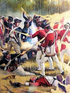 Battle of Brier Creek Georgia
