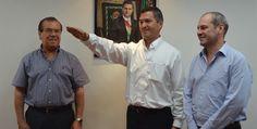 Asume cargo delegado de la SEP en BC Carlos Enrique Ramírez Escamilla