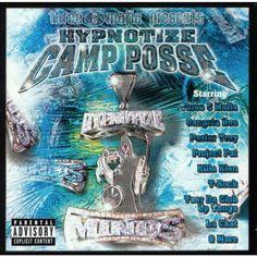 Three 6 Mafia - Three 6 Mafia Presents: Hypnotize Camp Posse [Explicit Lyrics] (CD)