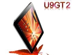 Sourcing Cube U9GT2 8GB 9.7inch IPS 10-point Capacitive RK2918 Android 4.0 Tablet PC WIFI Dual Cameras