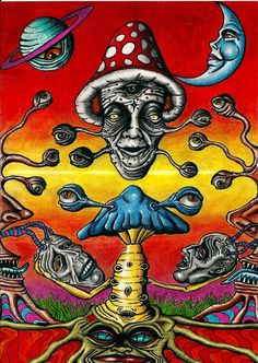Shroomz by Acid-Flo.deviantart.com on @DeviantArt