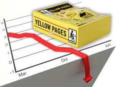 So what does Bernie Madoff have in common with the yellow pages? They both represent VERY bad investments. That may sound harsh, but follow me here and I will show you why.