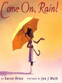 Come On, Rain! is a fabulous personal narrative/slice of life mentor text!