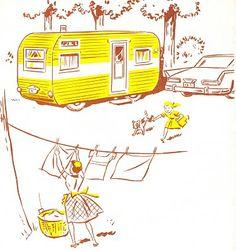 The Retro/Vintage Scan Emporium: Alternative housing