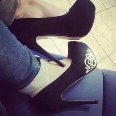 Beautiful#Black#Gold