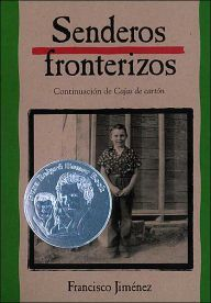 This Pura Belpre Award winner is an autobiography of the of Francisco Jimenez and his family's struggle with immigration to the USA. This book can be found in both English and Spanish.