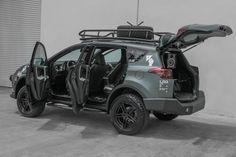 2016 Toyota Rav4 LRG x DUB edition