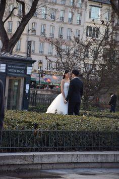 フランス-結婚式