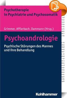 Psychoandrologie    ::  Seit einigen Jahren ist in Medizin, Soziologie und Psychologie eine Problematisierung und Pathologisierung des Mannes und der Männlichkeit zu beobachten. Identität, Rolle und Gesundheitsverhalten stehen auf dem Prüfstand. In diesem Werk wird die psychische und psychosoziale Befindlichkeit von Männern in der Gegenwart untersucht. Dabei werden soziologische, entwicklungspsychologische, medizinische, psychiatrische und psychotherapeutische Perspektiven miteinander ...
