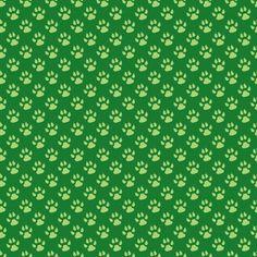 Dois tom pata verde animal imprime papel de parede padrão para scrapbooking Los Paw Patrol, Paw Patrol Party, Paw Patrol Birthday, Wallpaper Verde, Paw Print Background, Slimming World Overnight Oats, Green Pattern, Printable Paper, Free Stock Photos