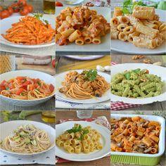 ricette di pasta primi piatti