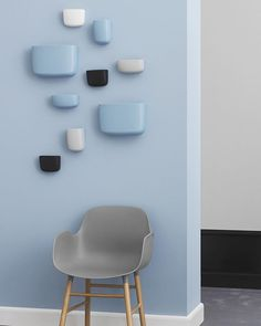 A powder blue Pocket dream! Introducing the Pocket organizer designed by Simon Legald in a new delicate powder blue shade, that is difficult to resist. #normanncopenhagen #everydaypleasure #pocketorganizer #pantonecoloroftheyear