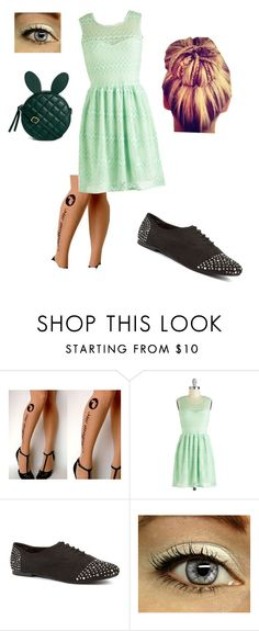 """""""Bunny!!!"""" by immajuststayme ❤ liked on Polyvore featuring ASOS"""