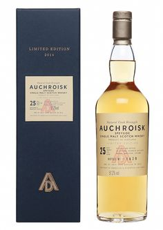 @SpecialReleases Diageo Special Releases 2016 - Auchroisk 25 year old