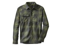GearHaiku #188 Feedback Flannel Shirt...#Flannel Shirt 2.0