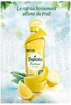 Tropicana  Fraicheur Campaign
