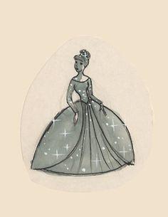 Cinderella concept art