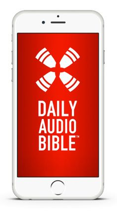 Daily Audio Bible is committed to helping Christian's get into a daily rhythm with the Bible and prayer, through our mobile Bible app and online community.