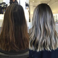 Long Wavy Ash-Brown Balayage - 20 Light Brown Hair Color Ideas for Your New Look - The Trending Hairstyle Brown Hair Balayage, Brown Blonde Hair, Light Brown Hair, Hair Color Balayage, Hair Highlights, Dark Brunette, Haircolor, Light Brunette Hair, Blonde Honey