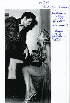 elvis with gloria pall - Google Search
