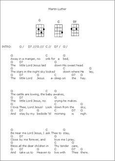 ukulele tabs easy, christmas songs - Google Search