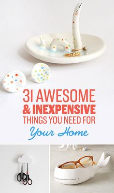 Awesome And Inexpensive Things You Need For Your Home