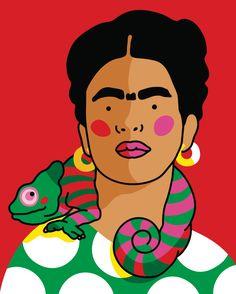 Future so bright - Studio Xaviera Altena Cartoon Wallpaper, Arte Latina, Arte Indie, Eye Illustration, 8bit Art, Hippie Art, Aesthetic Art, Art Inspo, Pop Art