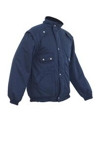 Pracovní pánská zimní bunda EKONOMIC PLUS Rain Jacket, Windbreaker, Raincoat, Jackets, Fashion, Down Jackets, Moda, Fashion Styles