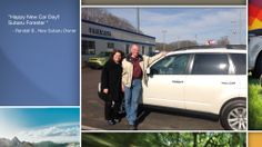 Dear Randall Boucher   A heartfelt thank you for the purchase of your new Subaru from all of us at Premier Subaru.   We're proud to have you as part of the Subaru Family.