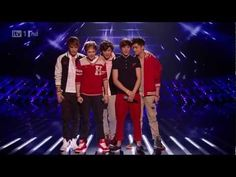 One Direction - The X Factor 2010 Live Show 5 - Kids In America