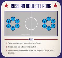 7 New Versions of Beer Pong - Image 1 Funny Drinking Games, Funny Party Games, Drinking Games For Parties, Teen Party Games, Sleepover Games, Outdoor Drinking Games, Outdoor Games, Drunk Games, Beer Games