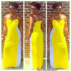 The #designdimediva has arrived #haitiandiva #haitianwomenkillingit #beauty #style #jazzyjujubee #hairgoddess #chic #beautiful #fashion #braids #sassy #sexy #barbiedoll #yellow