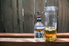 DIY Jalapeno Infused Tequila for #CincoDeMayo and everyday