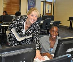 Volunteering with Goodwill's job training programs helps people find employment!