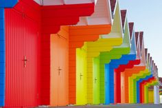 Colorful places: Scarborough, North Yorkshire, England