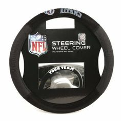 Amazon.com: NFL Tennessee Titans Poly-Suede Steering Wheel Cover: Sports & Outdoors #Dallas#Jersey#NFL#Auto#F150