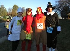 2013 Thanksgiving Day Turkey Trot 10K and 5K