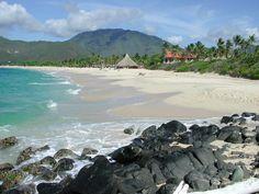 Pláž na Isla Margarita Top Travel Destinations, Best Places To Travel, Places To Visit, Venezuela Beaches, Isla Margarita, World Cruise, Caribbean Culture, Tourism, Beautiful Places