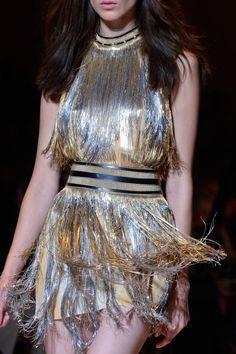 #Versace Spring 2013 Ready-to-Wear Sparkle Dress